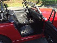 Picture of 1972 MG Midget, interior