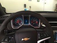 Picture of 2013 Chevrolet Camaro ZL1, interior