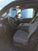 Picture of 2013 Ford F-250 Super Duty XLT Crew Cab 6.8ft Bed 4WD, interior