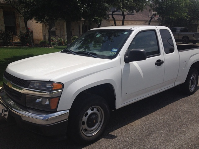 2007 Chevrolet Chevy Colorado Lt 4dr Crew Cab 4wd Sb Autos Post