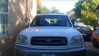 Picture of 2003 Toyota Sequoia SR5 4WD, exterior