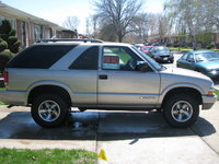 Picture of 2000 Chevrolet Blazer 2 Door LS, exterior