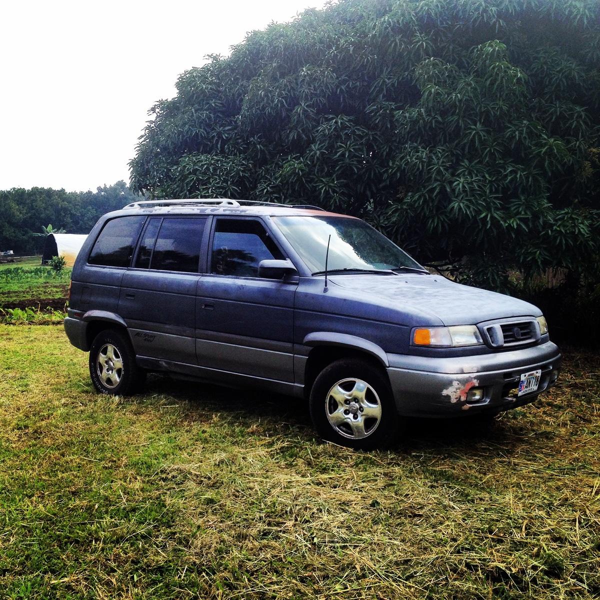 1998 Mazda Mpv - Overview