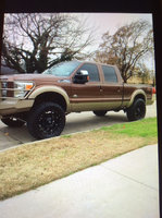 Picture of 2012 Ford F-250 Super Duty King Ranch Crew Cab 6.8ft Bed 4WD, exterior