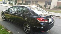 Picture of 2014 Honda Civic EX, exterior