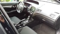 Picture of 2014 Honda Civic EX, interior