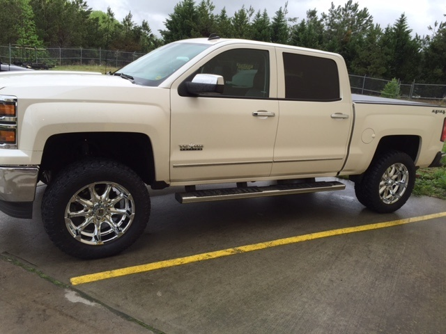 picture of 2014 chevrolet silverado 1500 ltz crew cab lb 4wd. Cars Review. Best American Auto & Cars Review