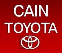 Cain Toyota logo