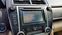Picture of 2012 Toyota Camry XLE, interior