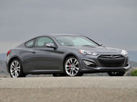 2015 Hyundai Genesis Coupe Overview