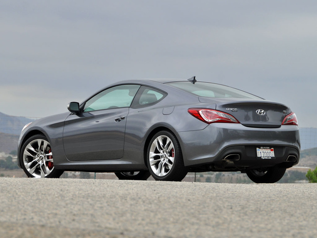 Look And Feel. 8/ 10. 2015 Hyundai Genesis Coupe