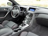 2015 Hyundai Genesis Coupe 3.8 R-Spec, interior