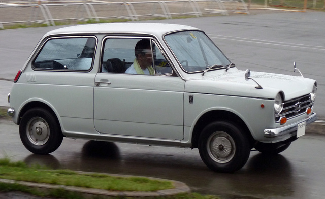Picture of 1972 Honda N600