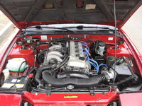 Picture of 1994 Nissan 240SX 2 Dr SE Convertible, engine