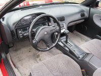 Picture of 1994 Nissan 240SX 2 Dr SE Convertible, interior