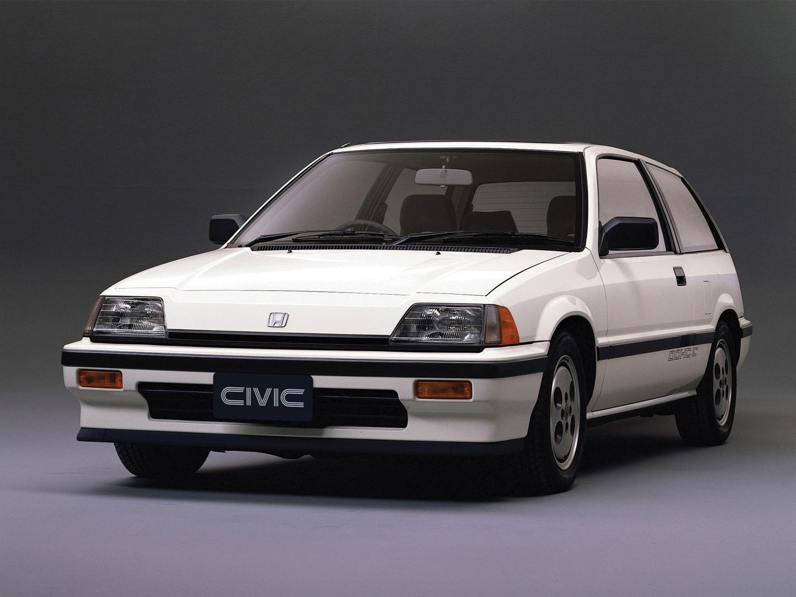 1985 Honda Civic Overview Cargurus