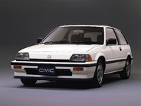 1985 Honda Civic Picture Gallery