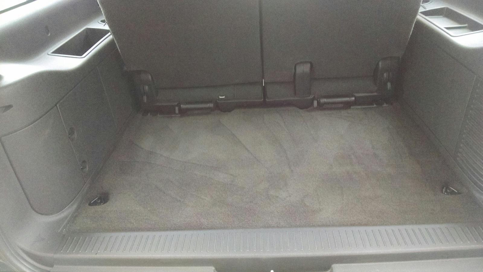 Picture of 2008 Chevrolet Suburban LT2 1500 4WD, interior