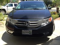 Picture of 2011 Honda Odyssey Touring FWD, exterior, gallery_worthy