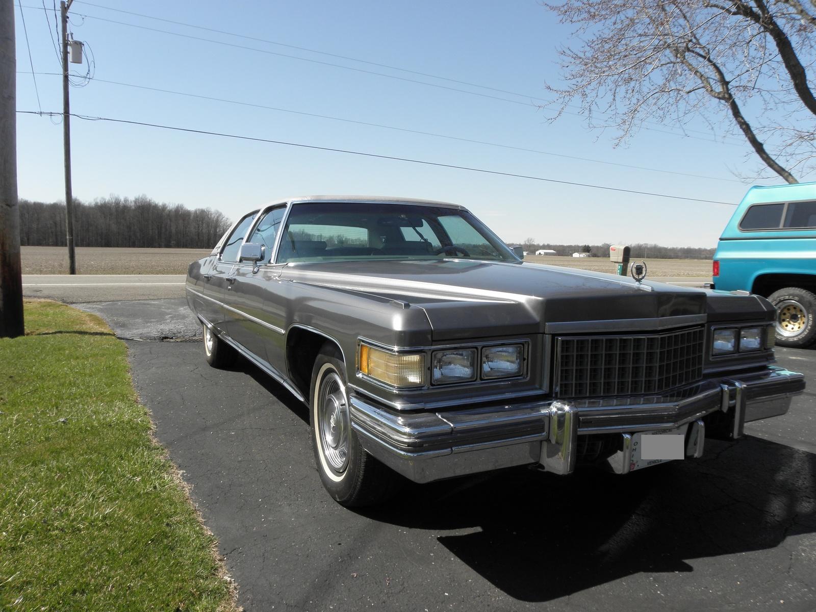 1976 Cadillac Fleetwood Overview Cargurus