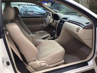 Picture of 1999 Toyota Camry Solara 2 Dr SLE V6 Coupe, interior