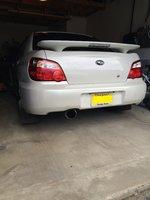 2007 Subaru Impreza WRX Overview