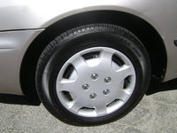 Picture of 2002 Chevrolet Prizm 4 Dr STD Sedan, exterior