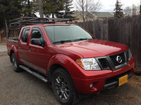 Picture of 2012 Nissan Frontier S Crew Cab 4WD, exterior
