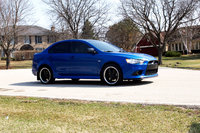 Picture of 2012 Mitsubishi Lancer Ralliart, exterior