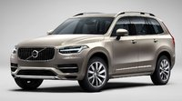 2016 Volvo XC90, Front-quarter view, exterior, manufacturer