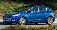 2016 Hyundai Elantra, Front-quarter view, exterior, manufacturer
