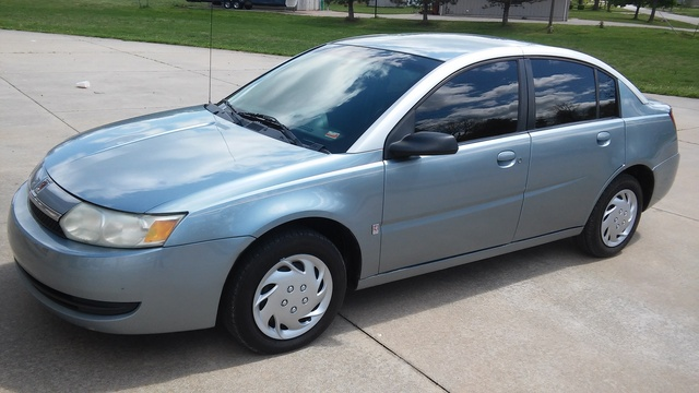 Picture of 2003 Saturn ION 2, exterior, gallery_worthy
