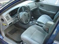 Picture of 2004 Kia Optima LX, interior