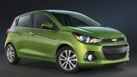 2016 Chevrolet Spark, Front-quarter view. Copyright General Motors, exterior, manufacturer, gallery_worthy