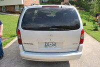 Picture of 2003 Oldsmobile Silhouette 4 Dr GL Passenger Van Extended, exterior, gallery_worthy