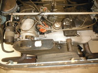 Picture of 1971 Volkswagen 1600 Squareback, engine