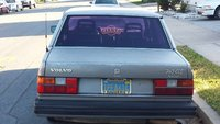 Picture of 1985 Volvo 740 Turbo, exterior, gallery_worthy