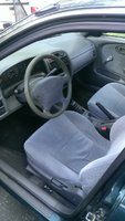Picture of 2001 Suzuki Esteem 4 Dr GLX Sedan, interior