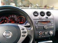 2008 nissan altima coupe interior