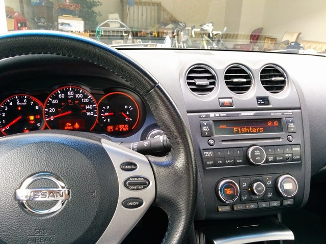 Picture Of 2008 Nissan Altima Coupe 3.5 SE, Interior, Gallery_worthy