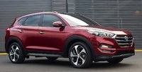 2016 Hyundai Tucson, Front-quarter view, exterior, manufacturer, gallery_worthy