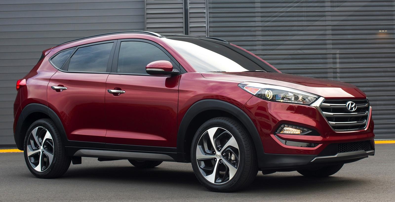 Hyundai Tucson Overview Cargurus