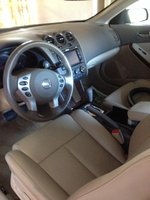 Picture of 2011 Nissan Altima Coupe 2.5 S, interior