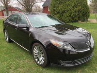 Picture of 2013 Lincoln MKS Base AWD, exterior