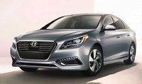 2016 Hyundai Sonata Hybrid Picture Gallery