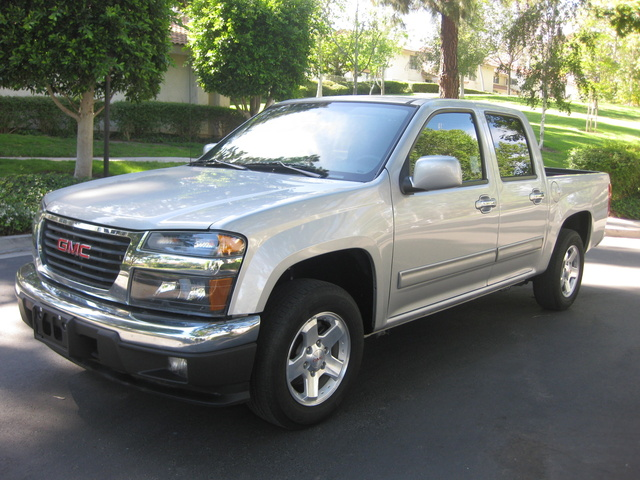 Picture of 2012 GMC Canyon SLE1 Crew Cab, exterior