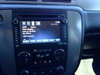 Picture of 2012 Chevrolet Suburban LTZ 1500 4WD, interior