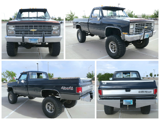 Picture of 1988 Chevrolet C/K 2500