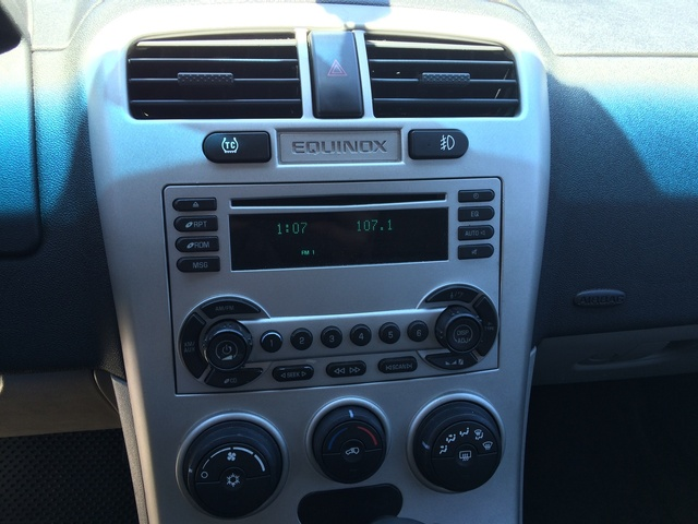 Marvelous Picture Of 2006 Chevrolet Equinox LT FWD, Interior, Gallery_worthy