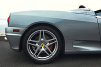 2001 Ferrari 360 Spider Overview
